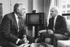 Walter Cronkite interviews then-Congressman John McCain, 1985
