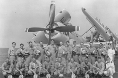 John McCain and Squadron VA 65 on USS Intrepid, 1963